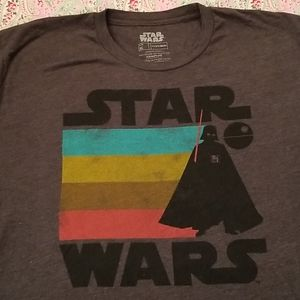 Star Wars tshirt with Darth Vader sz XL